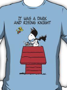 Snoopy Batman T-Shirt