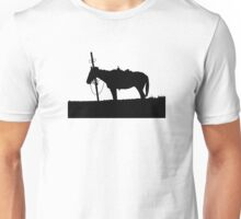 Lonely Horse Unisex T-Shirt