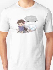 Lil' Napping Spirit Unisex T-Shirt