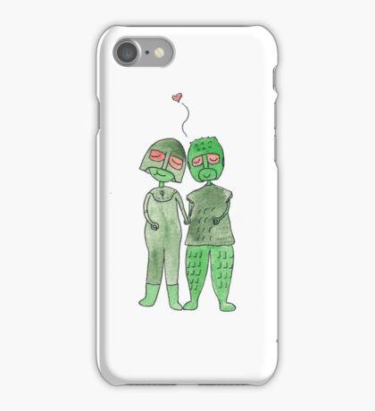 Izlyr Loves Ssorg iPhone Case/Skin