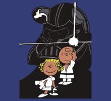 Star Wars Peanuts T-Shirt