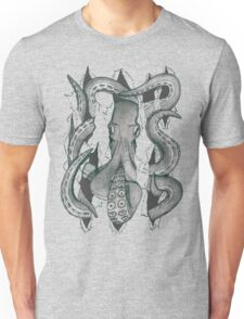 Der Krake Unisex T-Shirt