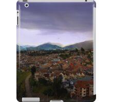 The Lovely Cajas At Dusk - Cuenca Ecuador iPad Case/Skin
