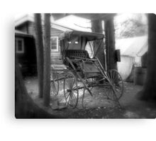 The Buggy Canvas Print