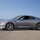 2014 Nissan GTR Sports Coupe by DaveKoontz