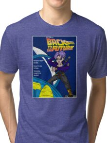 Back From The Future Tri-blend T-Shirt