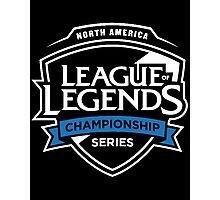 North America League of Legends Championship Series Photographic Print