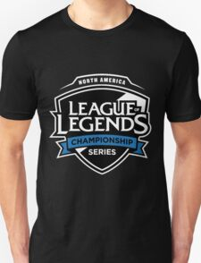 North America League of Legends Championship Series T-Shirt