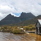 Cradle Mountain Boat Shed by DanielTMiller
