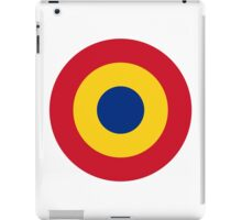 Romanian Air Force - Roundel iPad Case/Skin