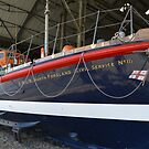 RNLB North Foreland  (civil service no.11 ) by mike  jordan.