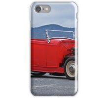 1932 Ford 'Old School' Roadster iPhone Case/Skin