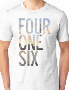 Four One Six Sunset Unisex T-Shirt
