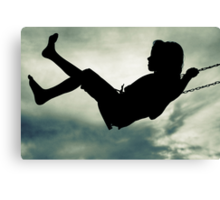 To Fly Canvas Print
