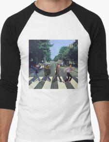 Abbey Road Men's Baseball ¾ T-Shirt