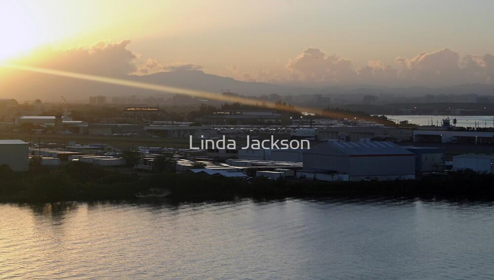Sunbeam on San Juan by Linda Jackson