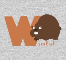 w for wombat Kids Clothes