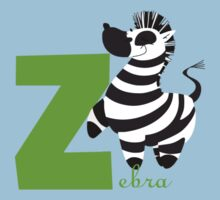 z for zebra Kids Clothes