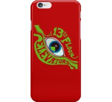 13th Floor Elevators T-Shirt iPhone Case/Skin