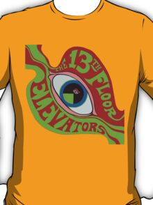 13th Floor Elevators T-Shirt T-Shirt