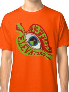 13th Floor Elevators T-Shirt Classic T-Shirt
