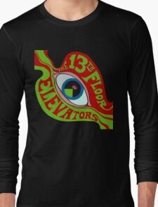 13th Floor Elevators T-Shirt Long Sleeve T-Shirt