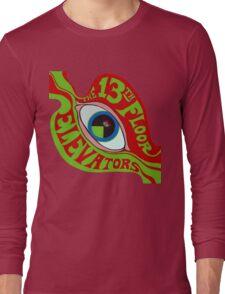 13th Floor Elevators T-Shirt Long Sleeve T-Shirt