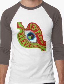 13th Floor Elevators T-Shirt Men's Baseball ¾ T-Shirt