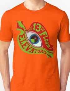 13th Floor Elevators T-Shirt Unisex T-Shirt