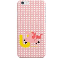 u for unicorn iPhone Case/Skin