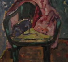 chair by Dragana Susic