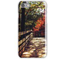 Wood Bridge iPhone Case/Skin