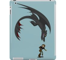 Dragon Pounce iPad Case/Skin