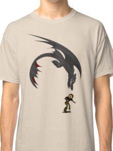 Dragon Pounce Classic T-Shirt
