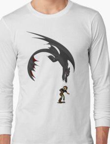 Dragon Pounce Long Sleeve T-Shirt