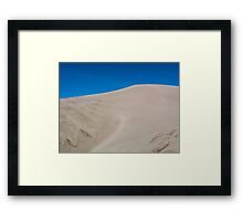 Second Place Framed Print
