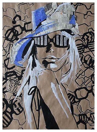 Fashion Bird 0 by YoyoMiyoko