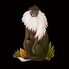 Imperious Monkey by Amanda Latchmore