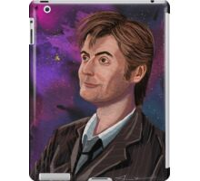 David Tennant the 10th Doctor iPad Case/Skin