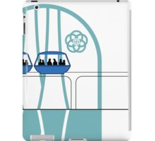 Tomorrowland Peoplemover & TTA iPad Case/Skin