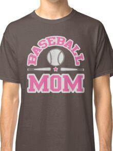 Baseball Mom Classic T-Shirt