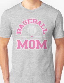 Baseball Mom Unisex T-Shirt