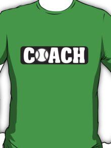 Baseball Coach T-Shirt