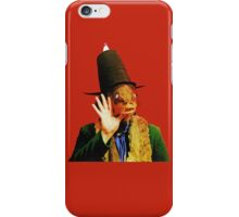 Captain Beefheart Trout Mask Replica iPhone Case/Skin