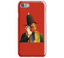 Captain Beefheart Trout Mask Replica iPhone Case/Skin