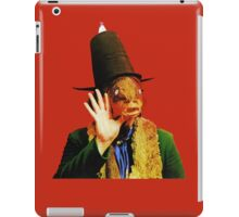 Captain Beefheart Trout Mask Replica iPad Case/Skin