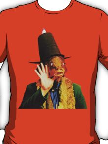 Captain Beefheart Trout Mask Replica T-Shirt