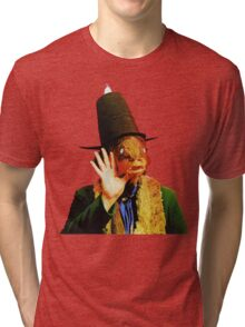 Captain Beefheart Trout Mask Replica Tri-blend T-Shirt
