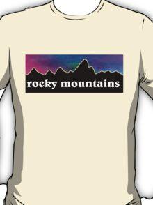 Rocky Mountains T-Shirt