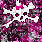 Punk Skull Princess by Roseanne Jones